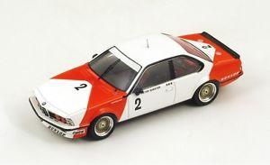 【送料無料】模型車 モデルカー スポーツカー #グランプリマカオギアスパークbmw 635 csi 2 dquester gp macau guia 1983 spark 143 sa053