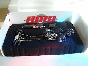 【送料無料】模型車 モデルカー スポーツカー プロモーションサンプルレールホビーエキスポ143 gmp promotional sample nhra rail dragster hobby expo 2002, extremely rare