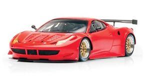 【送料無料】模型車 モデルカー スポーツカー イタリアフェラーリグアテマラプレゼンテーションferrari 458 italia gt2 presentation 2011 fujimi 143 11fj017