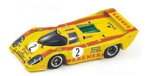 【送料無料】模型車 モデルカー スポーツカー ポルシェ#ブランズハッチスパークporsche 917 2 wollekpescarolo brands hatch 1981 spark 143 sf023