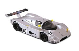 【送料無料】模型車 モデルカー スポーツカー メルセデス#ルマンsauber mercedes c9 63 massreuter winner le mans 1989 norev 118 183442