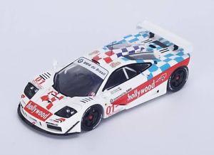 【送料無料】模型車 モデルカー スポーツカー マクラーレン#クリチバスパークピケmclaren f1 gtr 01 piquetcecotto winner curitiba1996 spark 143 us018