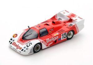 【送料無料】模型車 モデルカー スポーツカー ポルシェ#マーティンマーティンルマンスパークporsche 936c 15 martinmartinduez le mans 1983 spark 143 s5507