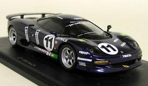 【送料無料】模型車 モデルカー スポーツカー スパークスケールジャガー#ドルチャレンジモデルカーspark 143 scale s0771 jaguar xjr15 11 million dollar challenge resin model car