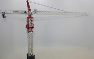 【送料無料】模型車 モデルカー スポーツカー コンラッドタワークレーンタワークレーンconrad 201007 terex hammerhead turmdrehkran 187 neu in ovp tower crane