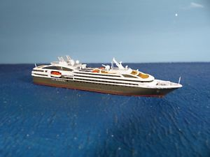 【送料無料】模型車 モデルカー スポーツカー マーレノストラムmare nostrum schiff 11250 f passagierschiff le boreal  mn 29a ovp