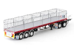 【送料無料】模型車 モデルカー スポーツカー ドレークマキシトランストレーラーセットdrake nhh maxitrans freighter road train trailer set  150