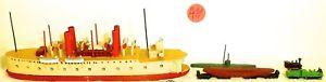 【送料無料】模型車 モデルカー スポーツカー ボートバモデルdampfschiff u boot transport bahn vg15 ba 1 kal schiffsmodell 11250 shpa11 *