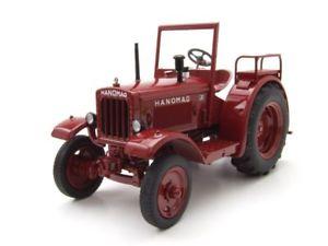 【送料無料】模型車 モデルカー スポーツカー トターモデルカーhanomag r 40 traktor rot, modellauto 132 schuco