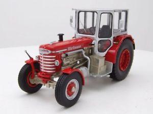 【送料無料】模型車 モデルカー スポーツカー トターレッドモデルカーhrlimann dh6 traktor rot, modellauto 143 schuco