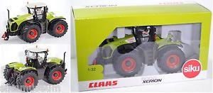 【送料無料】模型車 モデルカー スポーツカー siku farmer 3271 00401 claas xerion 5000 trac 132 sondermodell