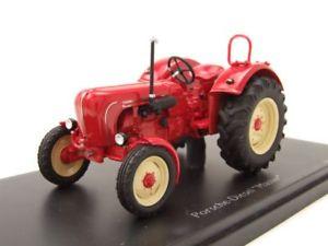 【送料無料】模型車 モデルカー スポーツカー マスターポルシェトターモデルカーporsche master traktor rot, modellauto 143 schuco