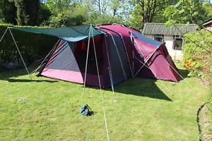 【送料無料】キャンプ用品 khyam ridgiドームテントkhyam ridgi dome ultimate tent