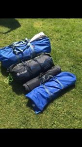 【送料無料】キャンプ用品 montery 5テントカーペットoutwell montery 5 tent, awnings and carpet