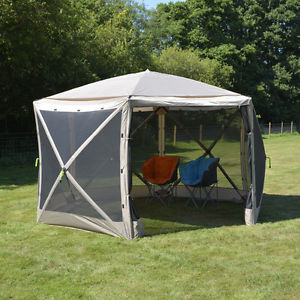 【送料無料】キャンプ用品 シールドフェスティバルuv50large pop up screenヘキサshelter tentlarge pop up screen hex shelter tent for sun shield event festival uv50