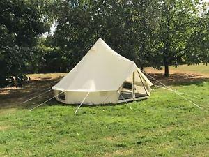 【送料無料】キャンプ用品 canvastentshopライト4mテントglampingultraテント4m bell tent lite by canvastentshop the ultra lightweight bell tent glamping