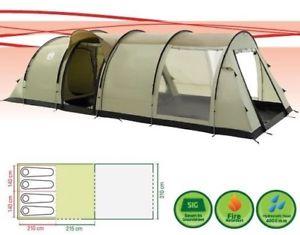 【送料無料】キャンプ用品 glampingコールマンフリーモント4マン2テントcoleman fremont 4 man 2 bedroom tent glamping with large living area holiday