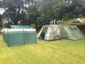 【送料無料】キャンプ用品 vango icarus 800テントカーペットpoleda vango icarus 800 poled tent footprint carpet and awning