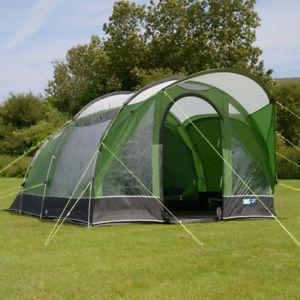 【送料無料】キャンプ用品 kampa brean 4kampa brean 4
