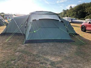 【送料無料】キャンプ用品 khyamハットフィールド6テント665cmx650cm