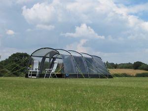 【送料無料】キャンプ用品 ヘイリングトンネルテントkampa hayling 6, 6 berth tunnel tent 2018