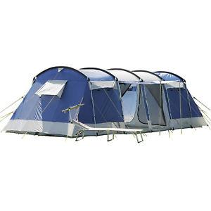 【送料無料】キャンプ用品 skandikaモンタナ8トンネルテントskandika montana protect 8 person man family group tunnel tent sewnin floor