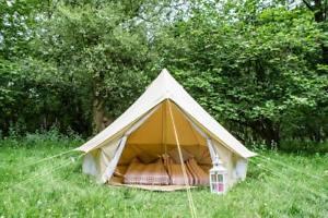 【送料無料】キャンプ用品 3mテントキャンバスグラウンドシート100キャンバスジッパー3m bell tent zipped in groundsheet 100 cotton canvas by life under canvas