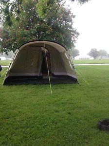 【送料無料】キャンプ用品 wolflake 5テントoutwell wolflake 5 tent