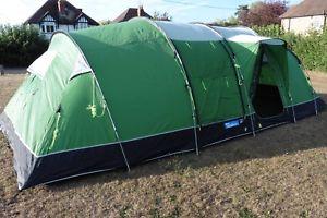 【送料無料】キャンプ用品 kampaウォーターゲート8テントkampa watergate 8 tent bundle