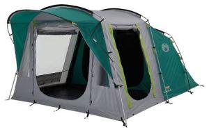 【送料無料】キャンプ用品 フェスティバルコールマンカシ4テントcoleman oak canyon 4 person family tent camping festival touring
