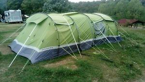 【送料無料】キャンプ用品 ギヤーkalahari 10カーペットテントhi gear kalahari 10 tent with porch, carpet and footprint