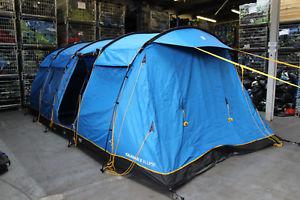 【送料無料】キャンプ用品 ギヤーカラハリ88hugeファミリーテントrrp600348hi gear kalahari 8 eclipse, 8 berth huge family festival tent rrp 600 348