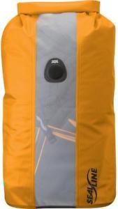 【送料無料】キャンプ用品 5ポンドシールラインバッグオレンジseal line bulkhead view 5l dry bag orange