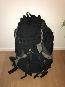 【送料無料】キャンプ用品 deuter6510バックパッキングバッグ