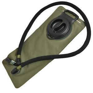 【送料無料】キャンプ用品 ハイキングmolleリュックサック25ポンドwater bladder