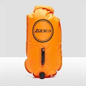 【送料無料】キャンプ用品 ゾーン3ドーナツブイバッグオレンジzone 3 donut swim buoy and dry bag orange
