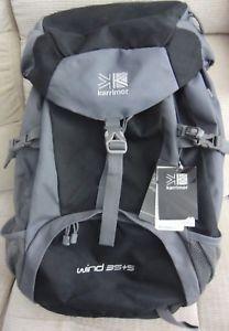 【送料無料】キャンプ用品 カリマー355バックパック シロメタグ