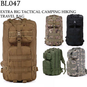 【送料無料】キャンプ用品 ハイキングバッグ45ポンドリュックサックmolleバックパック