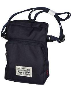 【送料無料】キャンプ用品 リーバイストラウスボディバッグlevi strauss body bag ~ small cross navy
