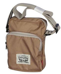 【送料無料】キャンプ用品 クロリーバイストラウス ̄levi strauss body bag ~ small cross sand