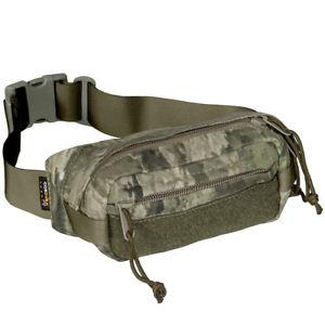 【送料無料】キャンプ用品 ハイキングwisportウエストパックヒップベルトキャンプバッグatacs ix camoパック