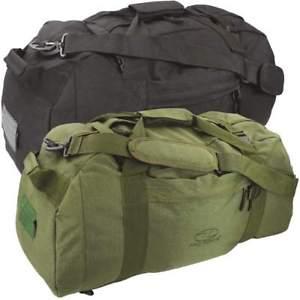 【送料無料】キャンプ用品 キットバッグローダー65ポンドスーツケースhighlander loader 65l holdall heavy duty travel cargo kit sports camping bag