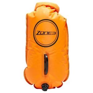 【送料無料】キャンプ用品 オレンジゾーン3ドーナツブイバッグ zone 3 donut swim buoy and dry bag swimming accessories swimming orange
