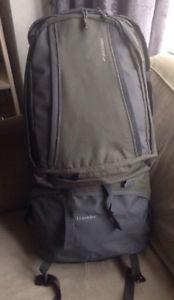 【送料無料】キャンプ用品 ライフ80ポンドリュックサックスーツケース