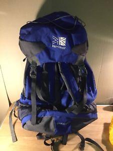 【送料無料】キャンプ用品 カリマー65ポンドヤマネコリュックサック