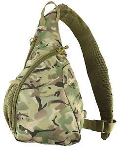 【送料無料】キャンプ用品 kombat cadet scout camping camo tactical sling bagwalking hikingkombat cadet scout camping camo tactical sling bag walking