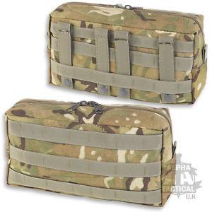 【送料無料】キャンプ用品 マルチカムマキシロードパトロールパックポケットイギリス