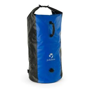 【送料無料】キャンプ用品  blue 100ポンドlarge duffel sports gym bagfitness camping travel waterproof blue 100 l large duffel sports gym bag fitness ca