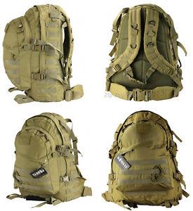 【送料無料】キャンプ用品 45ポンドオプスmolleリュックサックバックパックデイパックバッグ