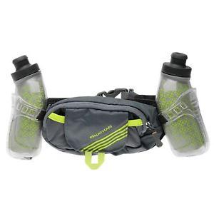 【送料無料】キャンプ用品 ベルトボトルmensネーサンtrailmixnathan trailmix plus insulated hydration belt bottle mens